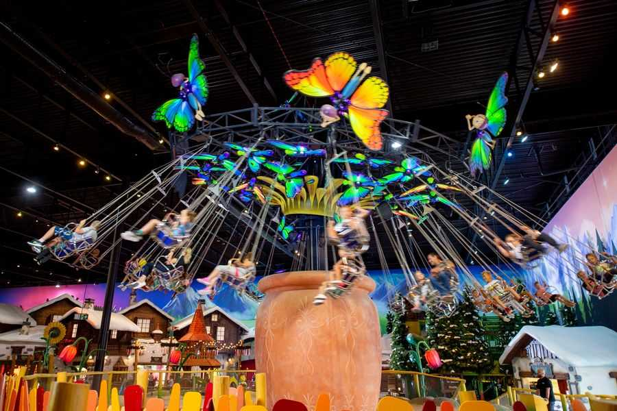 Majaland Kownaty Buttefly Carousel