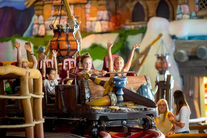 Majaland-Kownaty-roller-coaster