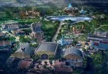 Disneyland Paris Studios developments