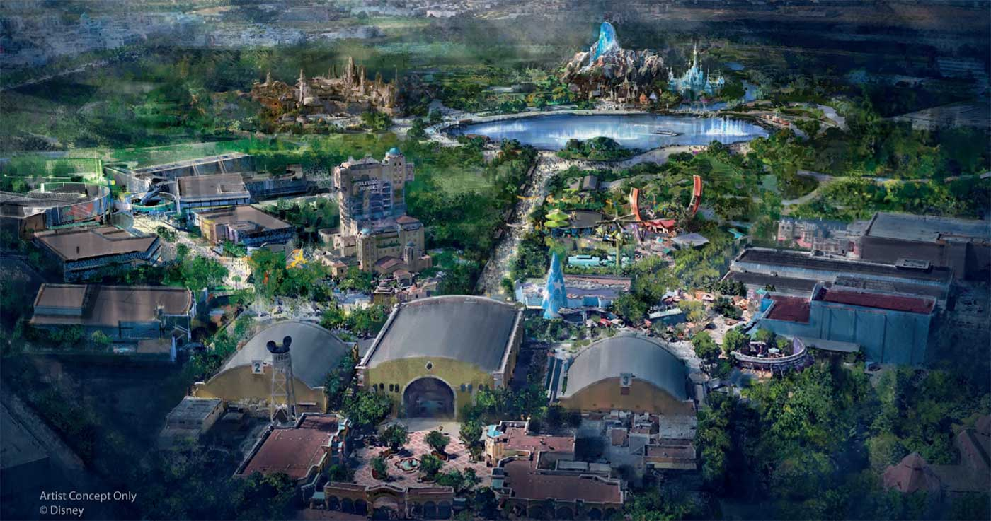 Disneyland Paris to double visitor capacity and create 1000 jobs