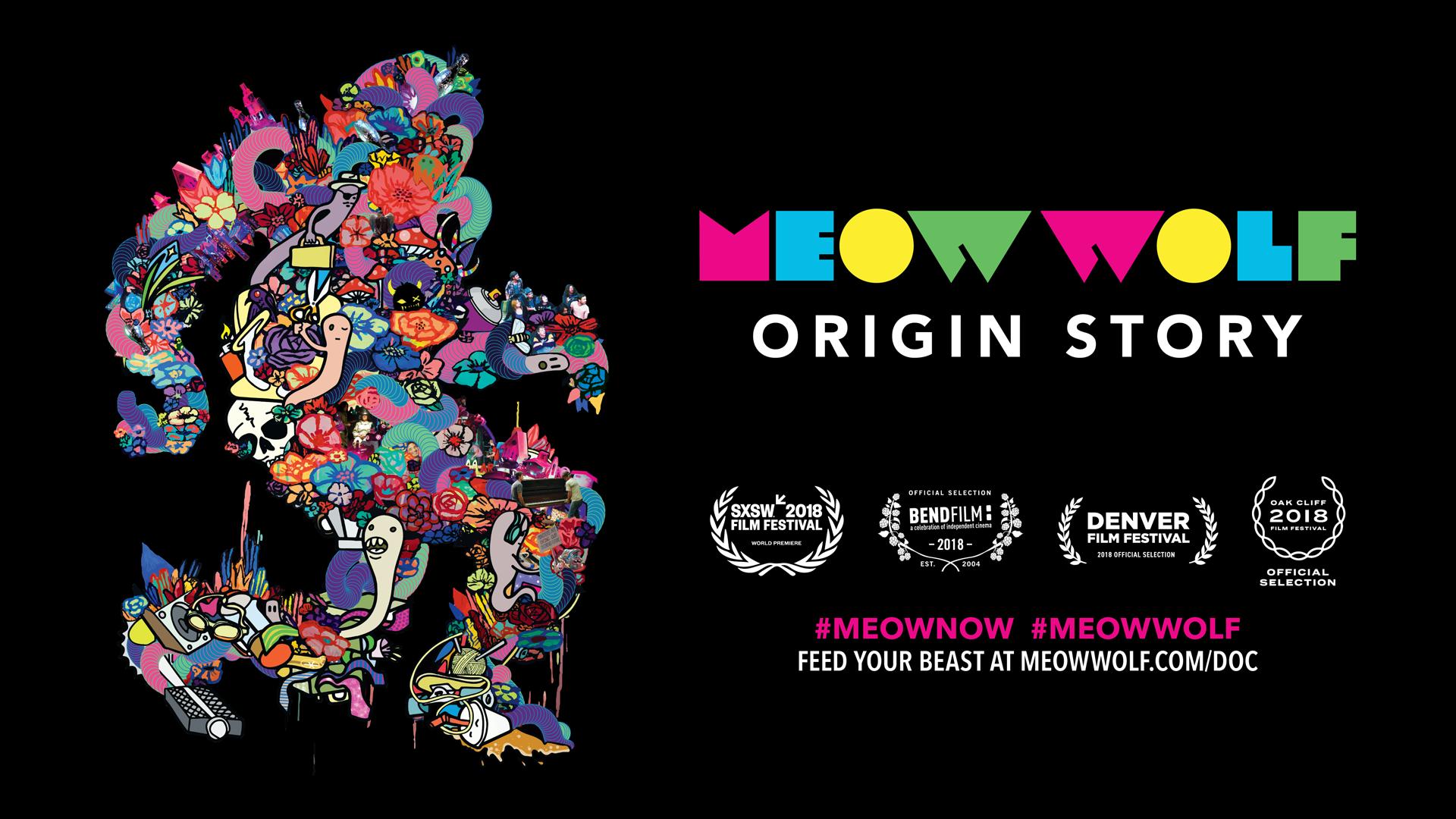meow wolf movie