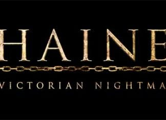 chained vr experience features live actors logo