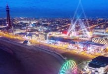 Blackpool Central: £300m leisure development for Blackpool