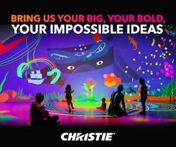 Christie Big Bold Impossible Ideas