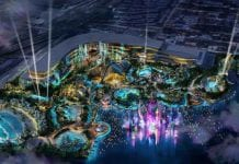 WhiteWater explains unique Cirque du Soleil waterpark concept