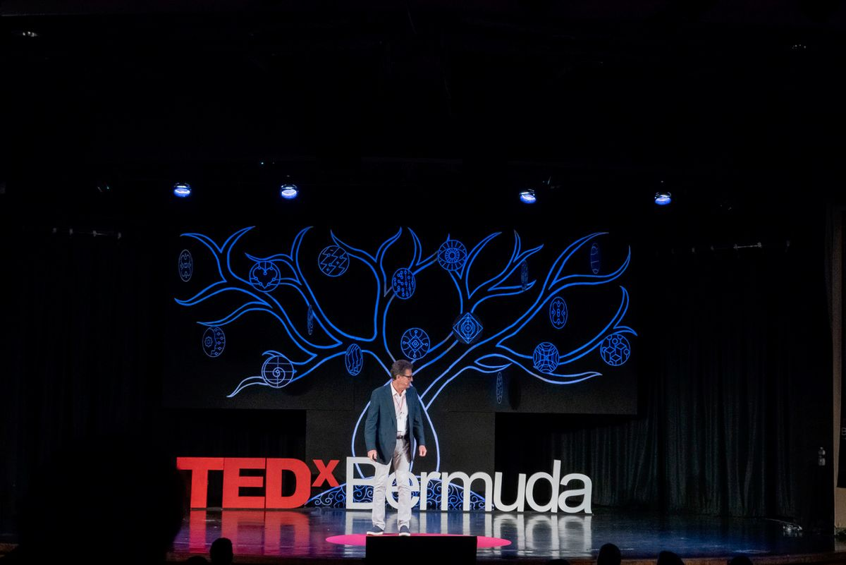 Eddie Sotto, immersive brand experience, TEDx