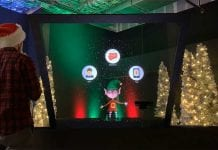 Mall of America launches holographic elf helper