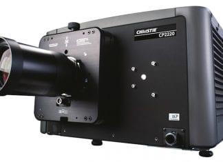 Christie-CP2220-Christie-CP2230-Lotte-Cultureworks