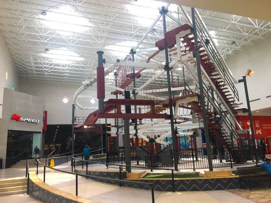Ropes Courses Incorporated, RCI