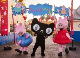 peppa pig world tmall