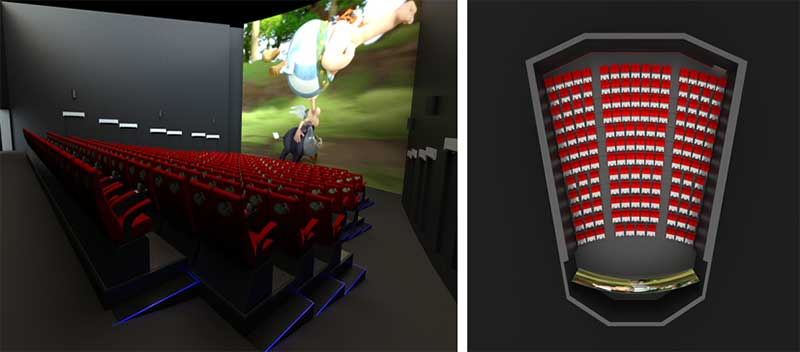 Attention-Menhir!-4D-theater-by-CL-Corporation-seats