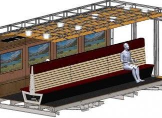 CL-Volcan-Express-Volcan de Lemptégy-interior-seating