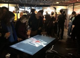 Interspectral_Microbiote exhibition paris