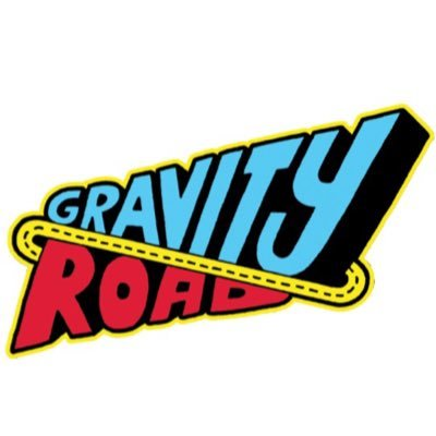 gravity road logo bude tunnel