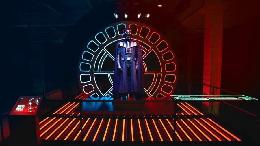 Star Wars Darth Vader - What can museums learn from attractions