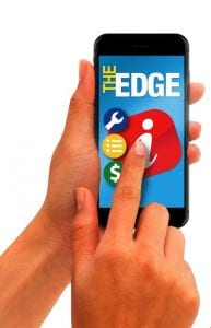 Intercard Egde mobile app