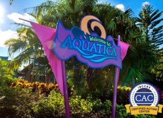 aquatica autism accreditation