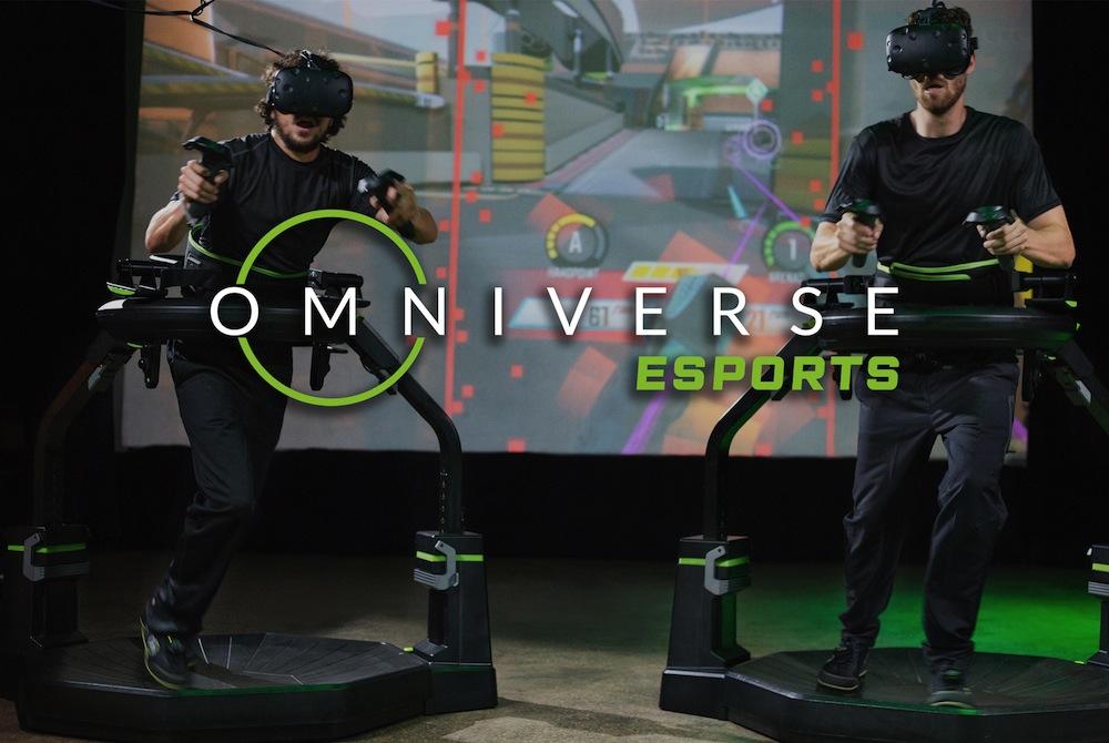 Virtuix omniverse_esports