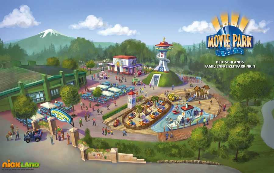 Movie Park Germany Paw Patrol