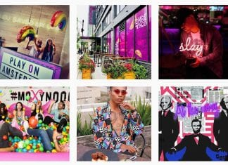 Moxy Hotels for millennials expands - instagram