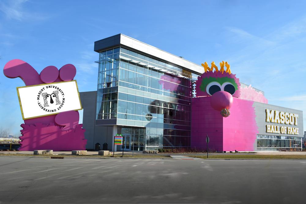 Mascot Hall of Fame