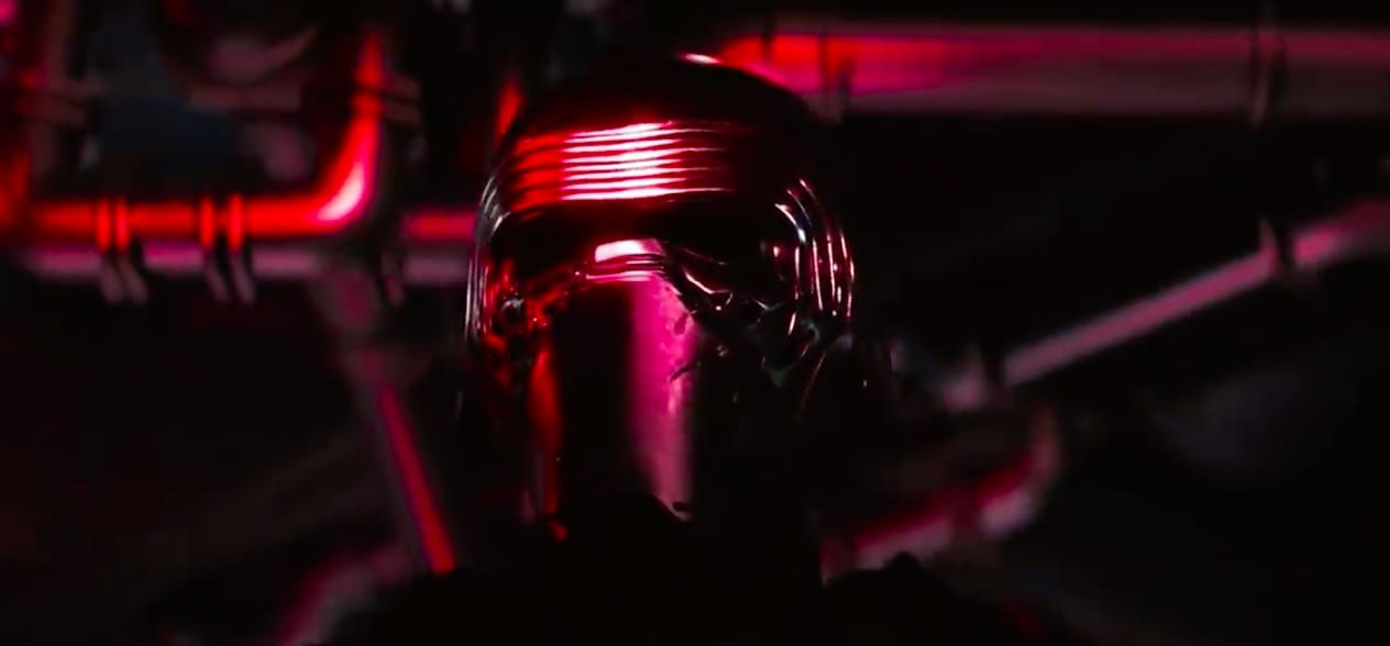 kylo ren at star wars land star wars galaxys edge.