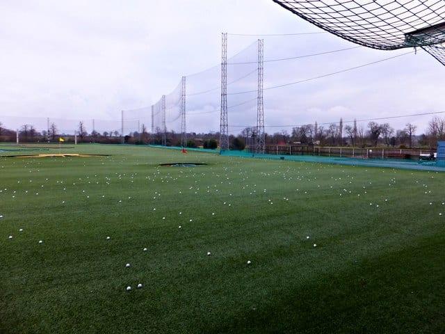 topgolf field