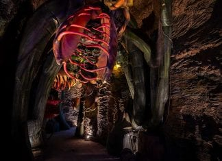 tribhum theme park thailand