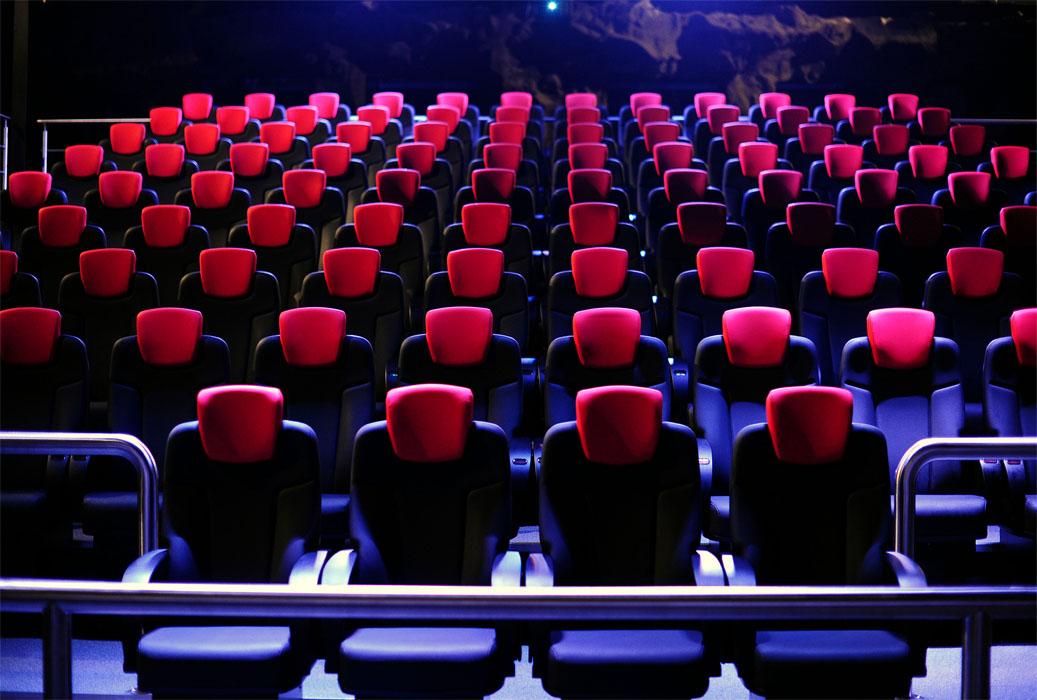 8D Effects Cinema Blooloop