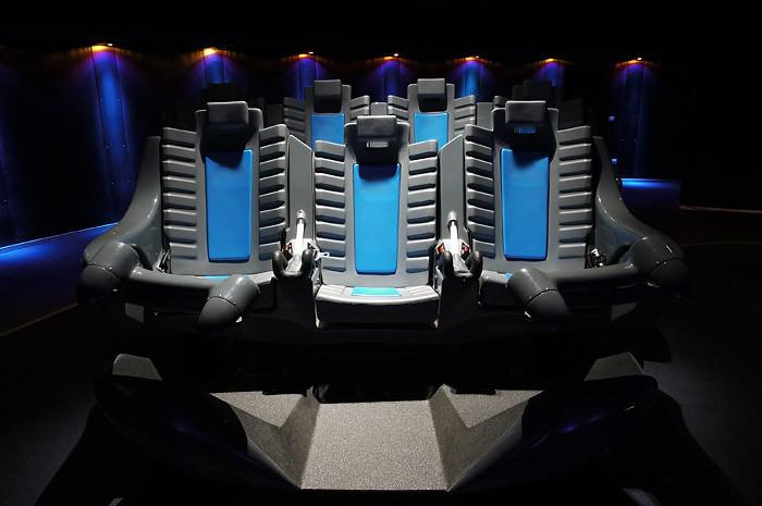 Simworx Stargazer Seats