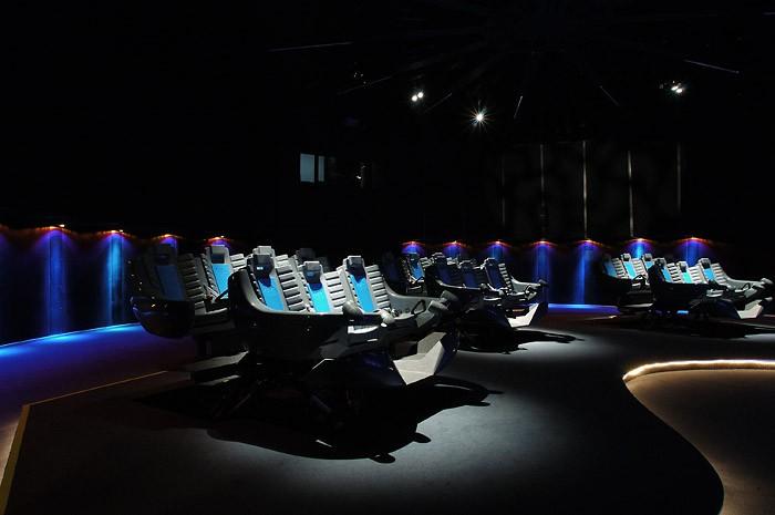 Simworx Stargazer Theatre