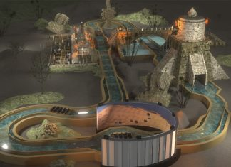 Simworx Immersive Superflume Concept Art