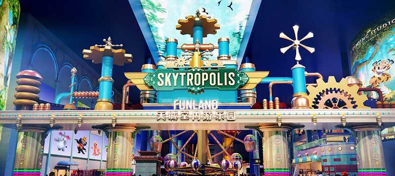 genting skytropolis funland