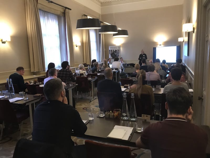 Attendees at TOR Systems User Forum 2019