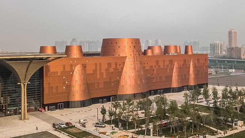 he Exploratorium museum in China