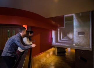 Christie-at-the-Barbican_digital-wall-Installation-in-foyer-by-Rachel-Ara