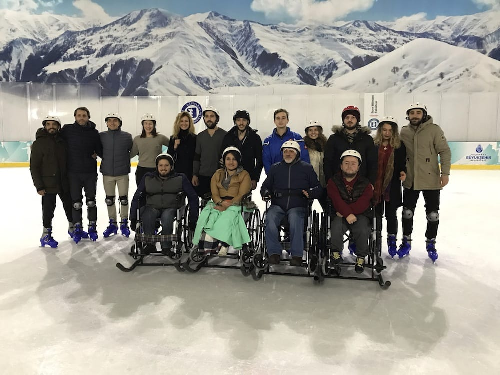 Overcoming-the-Barriers-Istanbul-on-ice-rink-group-photo-inc.-Polin