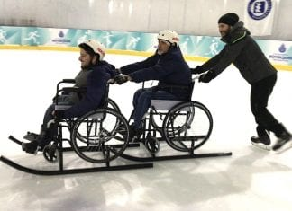 Overcoming-the-Barriers-Istanbul-wheelchairs-on-ice-rink
