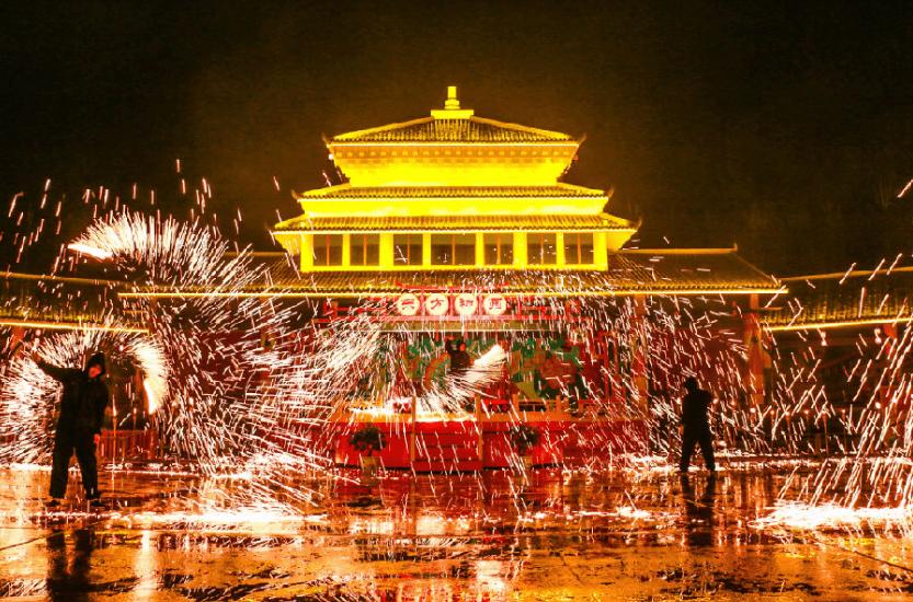 chinese new year at fantawild