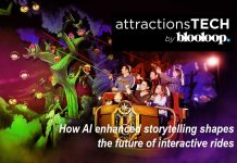 Alterface Laurence Beckers talks AI and interactive rides at attractionsTECH ISE 2019