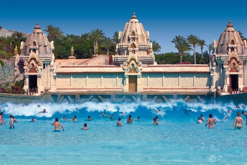 Siam Park #1 TripAdvisor's top 25 water parks in the world