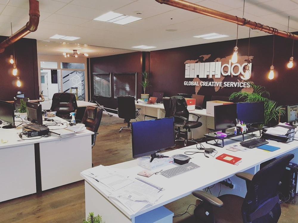 Scruffy-Dog-production-facility-Midlands-office