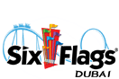 Six Flags Dubai Logo