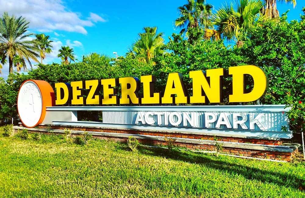 Dezerland Action Park
