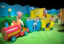 Merlin Entertainments and eOne open Peppa Pig World of Play Dallas-Fort Worth, Texas