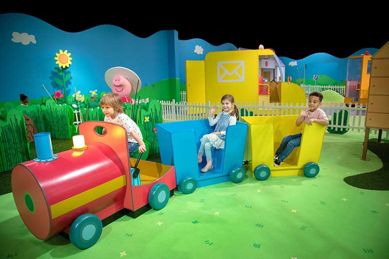 Merlin Entertainments Peppa Pig World Of Play Dallas Us Blooloop