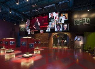 The National Comedy Center