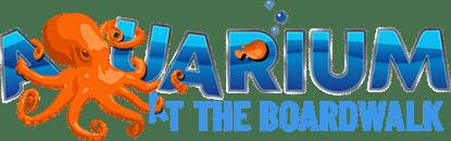 aquarium at the boardwalk branson aquarium logo