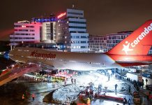 Corendon Boeing 747 arrives at final destination – to become 5D aviation experience