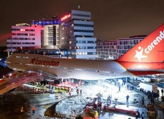 corendon boeing 747 5d aviarion experience